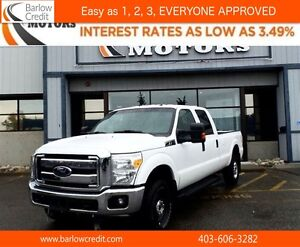 2012 Ford F-350 XLT **SPRING BLOWOUT**