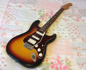 Fender Lonestar Stratocaster electric guitar