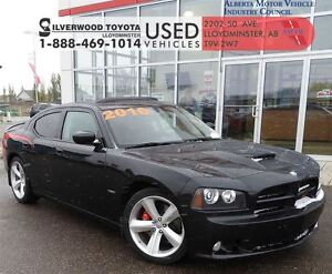 2010 Dodge Charger SRT8 - ONE OWNER - ACCIDENT FREE - !!!