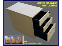 File Cabinet ~ Office Drawers