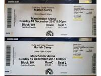 Mariah Carey Manchester 10th December