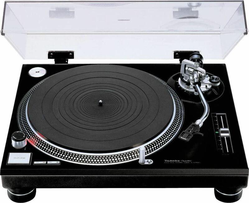 Technics SL-1210MK2 Professional Turntable