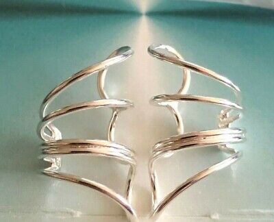 Sterling Silver .925 Ear Cuff Single or Pair~  Wings $7.09ea. ~ $12.99pr.