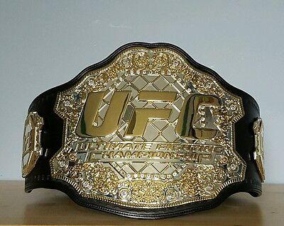 UFC replica championship title belt