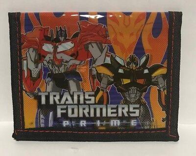 Kids boys Transformer Wallet hook and loop fastener - Skylanders Boy And