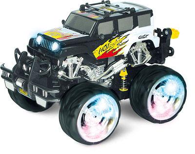 RC Crazy Car  --  NEU --    ferngesteuert  mit Musik und Licht