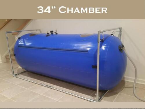 34in Hyperbaric 02 Chamber for Sale Newtowne Hyperbarics Now Free Inner Gauge