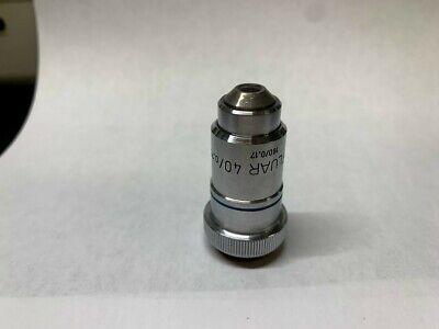 Zeiss Neofluar 40.75 160mm Microscope Objective