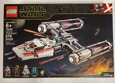 Lego Star Wars : Resistance Y-Wing Starfighter (75249)