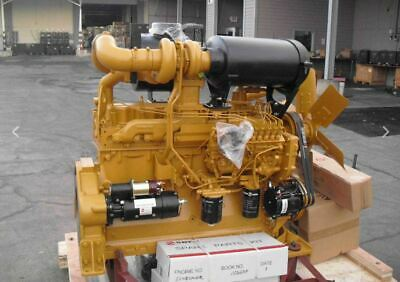 Brand New Cat 3306 Engine Arrangement Number 9y1719 220hp Industrial Engine