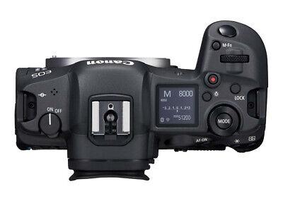 Canon EOS R5 45,0MP Spiegellose Systemkamera - Schwarz