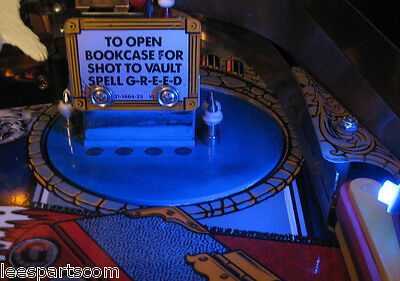 BOOKCASE LIGHT Addams Family Pinball