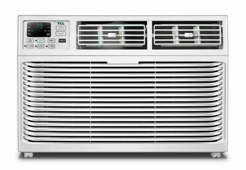 TCL 12000 BTU  550 Sq. Ft. Window Air Conditioner w/ Remote