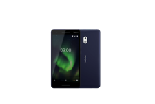 "Nokia 2.1 TA-1084 8GB 5.5"" HD Display LTE Factory Unlocked Smartphone"
