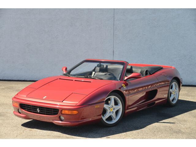 Imagen 1 de Ferrari 355 burgundy