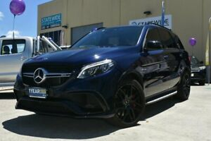 2016 Mercedes-AMG GLE63 S 166 MY17 4Matic Midnight Blue 7 Speed Automatic G-Tronic Wagon East Brisbane Brisbane South East Preview
