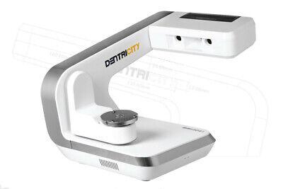 Dentricity 3d Dental Autoscan Desktop Scanner New