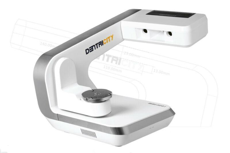 Dentricity 3D Dental Autoscan Desktop Scanner, NEW