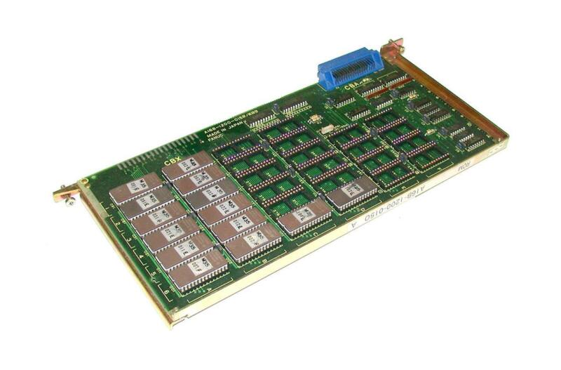 GE FANUC PCB CIRCUIT BOARD MODEL A16B-1200-0150/01A  (3 AVAILABLE)