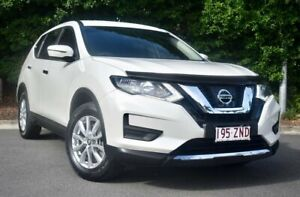 2020 Nissan X-Trail T32 Series II ST X-tronic 2WD White 7 Speed Constant Variable Wagon Mackay Mackay City Preview