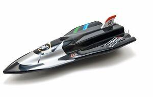 COBRA-RC-TOYS-RC-RACE-BOAT-MODEL-3362-Black-40-CM-W-Full-Warranty