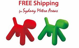 Clearance SALE - Eero Aarnio Puppy Chair (Set of 2) Zetland Inner Sydney Preview