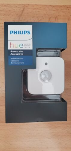 Philips Hue Smart Wireless Motion Sensor - White (473389)