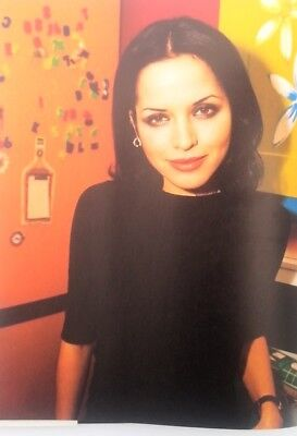 The CORRS 'nursery wall'  magazine PHOTO/Poster/clipping 11x8 inches