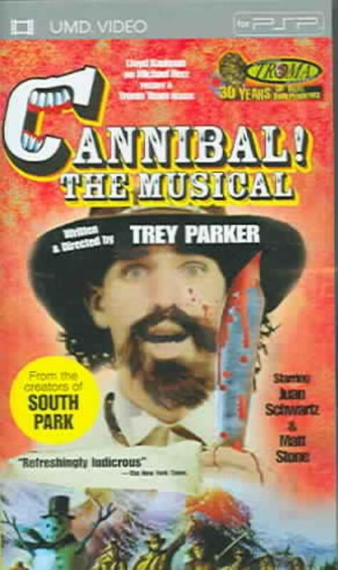 CANNIBAL! THE MUSICAL NEW UMD
