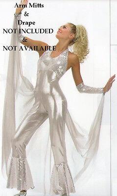 Disco Queen Halloween (Dancing Queen Disco Cher Dance Halloween Costume Child Large, Adult)