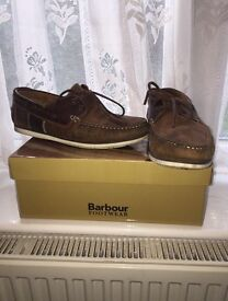 Men's Barbour shoes