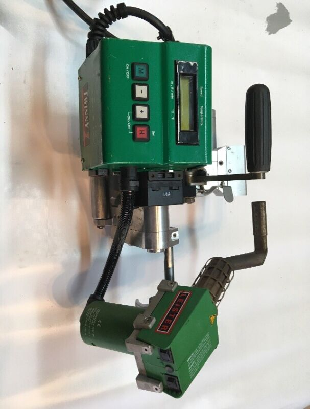 Leister Hot Air Welder Twinny T
