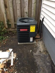 AIR CONDITIONING/ FURNACE / DuctWork Gas lines