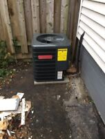 Air Conditioning/ Furnace- Gas - HVAC
