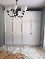 KITCHEN CABINET AND FURNITURE REFINISHING