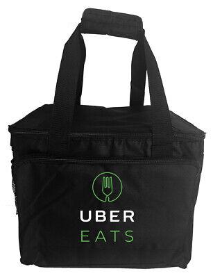 Uber Eats Rectangular Food Delivery Bag Food Carrier