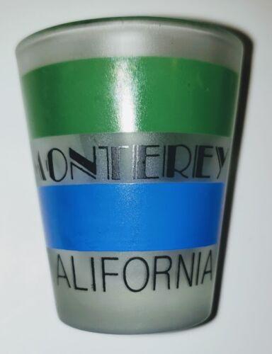 Shot Glass MONTEREY CALIFORNIA