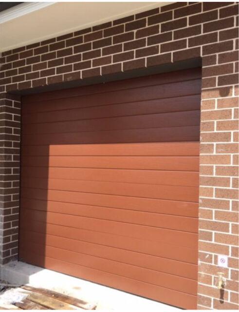 Terrain Slim Line Sectional Garage Door Miscellaneous Goods