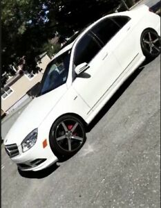 2011 Mercedes Benz c250 sport 4matic amg package