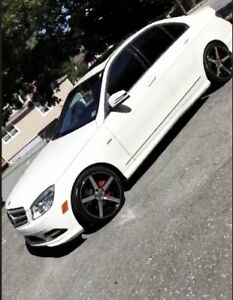 2011 Mercedes Benz C250 AWD Sport AMG package