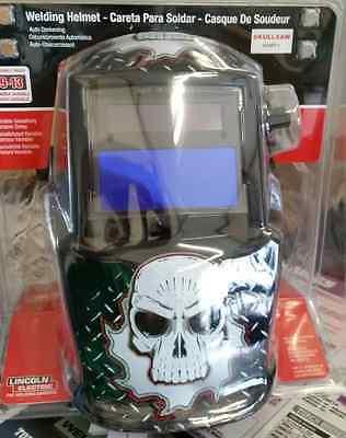 Lincoln K3087-1 Skullsaw 9-13 Auto Darkening Welding Helmet
