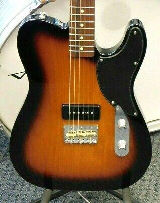 2021 Fender Noventa Telecaster Electric Guitar! Sunburst Finish! NO RESERVE!!!!!