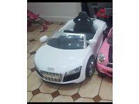 Kids electric audi car for sale  West Midlands