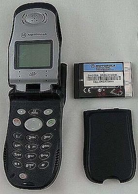 Motorola NexTel i60c CELL Phone Bundle +BATTERY