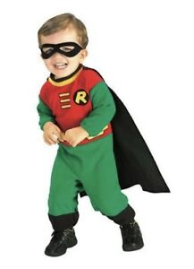 Robin costume for boy or girl 6-12 months