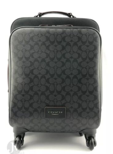 Beautiful New With Tag Coach Wheeled Trolley Its Limited Edition last One - $415.00