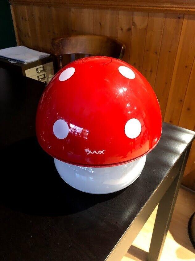 Duux Air Humidifier and Night Light Mushroom Red | in Kilburn, London | Gumtree