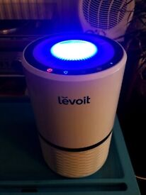 Levoit Air Purifier for Home with True Hepa Filter 3 Speeds Night Light. brand new condition