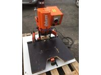 BLUM HINGE DRILLING MACHINE