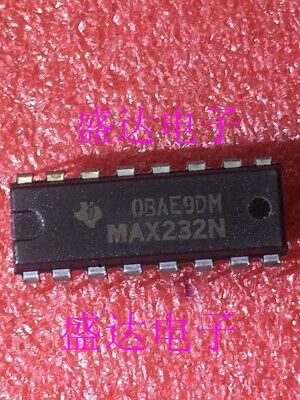 10 X Max232n Dip16 Dual Ela-232 Dribersreceivers